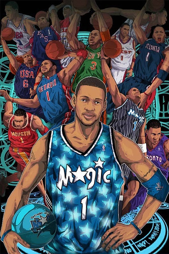 All-Star Tracy McGrady