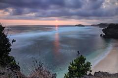 Cloudy Sunset | Watu Karung, Pacitan