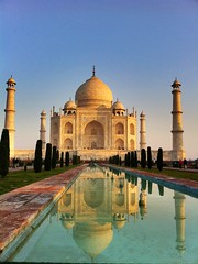 Bea Taj Mahal - Agra