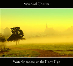 Visions of Chester (Steve Wilson - classic view please) Tags: road park street city uk greatbritain bridge vacation england mist holiday color colour eye art history clock church water misty fog architecture digital river shopping ancient nikon colorful cheshire cathedral artistic roman britain famous great digitalart victorian foggy meadow meadows victoria tudor chester rows citywalls destination walls colourful d200 dee romanwalls earls groves deva weir grosvenor riverdee grosvenorpark bridgestreet eastgateclock nikond200 eastgatestreet romancity chestercity therows foregatestreet histotic godstalllane mygearandme mygearandmepremium mygearandmebronze mygearandmesilver mygearandmegold mygearandmeplatinum mygearandmediamond