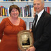 Radermacher Receives Distinguished International Service Award