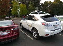 """Driving"" the Google Self-Driving Car"