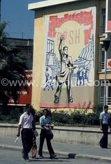 AL FR P119164 (setboun photos) Tags: europe citylife streetlife communist communism historical albania politique southerneurope urbanlife dictatorship communiste urbanscene stalinism albanie fieri urbanactivity realistart scenesderue vieurbaine europedusud communistsymbol stalinisme politicalandsocialissue viecitadine artstalinien activiteurbaine artrealiste stalinistart symbolecommuniste balkaniccountry stalinpainting stalinepeinture