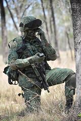 Exercise Wallaby 2012 (cyberpioneer) Tags: australia 2012 saf terrex mindef singaporearmedforces leopardtank singaporearmy exwallaby cyberpioneer exercisewallaby cyberpioneertv