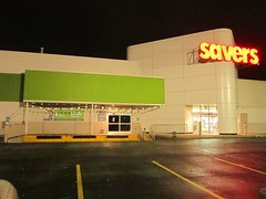 Savers in the city (stoneofzanzibar) Tags: thriftstores downersgrove saversthriftstore