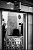 Milano, Garibaldi (C a r l o D i G i u s t o) Tags: street blackandwhite milan blackwhite fuji milano streetphotography streetlife fujifilm streetphoto metropolitana bianconero biancoenero bagnipubblici x100 bagagli metropolitanamilanese milanostreet fujifilmx100 fujinonasphericalsuperebc23mmf20