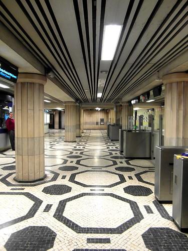 Metro der Lisboa - Estação Picoas