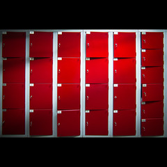 Lockers (palimpsest*) Tags: iso560 focallength18mm nikond300 1650mmf28 130secatf28