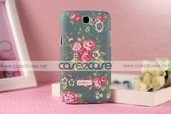 Cath Kidston case for Samsung Galaxy Note 2 II Rural Flower Grey —— $29.99
