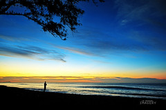 1130 IMG_3129x (JRmanNn) Tags: sunrise hawaii colorful barberspoint ewabeach