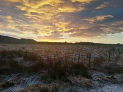 Sunset over Strathnairn (duncan_ireland) Tags: winter scotland december frosty strathnairn littlemill inverarnie