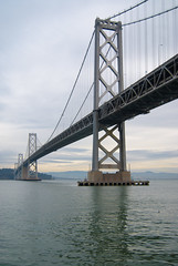 Bay Bridge (sirgious) Tags: sanfrancisco baybridge