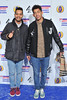 The British Comedy Awards 2012 held at the Fountain Studios - Rizzle Kicks