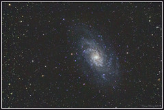A Triangular Pinwheel? (trevor_durity2000 (Catching Up again!)) Tags: sky night 33 galaxy astrophotography m33 astronomy triangulum pinwheel messier 90 megrez cg5 asgt williamoptics 5dmkiii