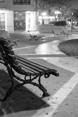 268/365 Asamblea (alberto rincon garcia) Tags: park street parque urban blackandwhite bw blancoynegro canon bench banco bn urbana callejera sigma247028 60d