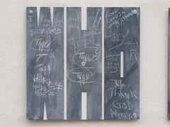 Who's got chalk? (dschweisguth) Tags: sanfrancisco who foundinsf gwsflexicon