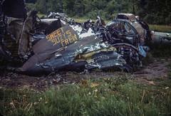 Sweet Suzys Crew (david.horst.7) Tags: douglas c27 skytrain dakota airplane aircraft plane crash sweetsuzyscrew wwii wreckage