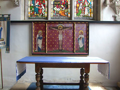 lady chapel altar (Simon_K) Tags: church churches peterborough cambridgeshire eastanglia cambs barnack