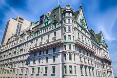 The Plaza Hotel, NYC (Alejandro Ortiz III) Tags: 6d alejandroortiziii alex alexortiz allrightsreserved brooklyn canon canon6d canoneos copyright2016 copyright2016alejandroortiziii digital ef24105mmf4lisusm eos hdr hdrefexpro2 highdynamicrange lightroom lightroom3 newjersey newyork newyorkcity rahway shbnggrth