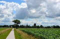 Clouds Landscape (JaapCom) Tags: jaapcom clouds landscape landschaft landschap wolken pad holland dutchnetherlands