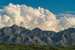 1608 Building Clouds (c.miles) Tags: arizonastatetrustland cathedralrock clouds coronadonationalforest golderdome mountkimball puschridgewilderness romerocanyon santacatalinamountains thecordones windowrock