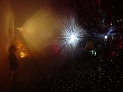 Wilde Mhre - Festival (rychelieu) Tags: festival wildemhre summer sommer nacht licht discokugel beamer nebel fog optics optik