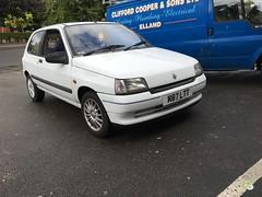 Renault Clio RL Prima (VAGDave) Tags: renault clio rl prima 1995
