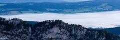 Brouillard dans Val de Travers (StephAnna :-)) Tags: creuxduvans morgenlicht nebel noiraigue sonnenaufgang brouillard brume fog leverdusoleil matin matinale morning sunrise