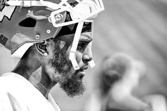 2016 Faces of Training Camp-201 (Mather-Photo) Tags: 2016 andrewmather andrewmatherphotography blackandwhite chiefs chiefskingdom chiefstrainingcamp closeup colorless faces football helmetoff kcchiefs kansascitychiefs matherphoto monochrome nfl sportsphotography summer team trainingcamp