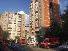 14182239_1182386988494112_454813656_n (Express de Banat) Tags: incendiu resita centrul civic expressdebanat