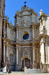 Valencia: Catedral, Puerta de los Hierros (gerard eder) Tags: world travel reise viajes europa europe espaa spain spanien valencia cathedral catedral kathedrale