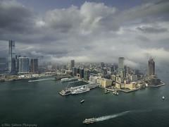 Kowloon,Hong Kong. (landscapehijacker) Tags: hongkong hongkongisland hk kowloon outdoor city cityscape sea water aerialphoto architecture drone phantom3
