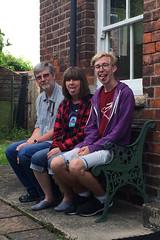 Good Bye from Gloucester (Jainbow) Tags: gloucester holiday lock house cottage garden jainbow family
