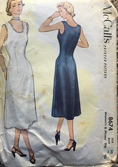 8674 (mrogers1@uw.edu) Tags: dress 1950s vintage slip lingerie