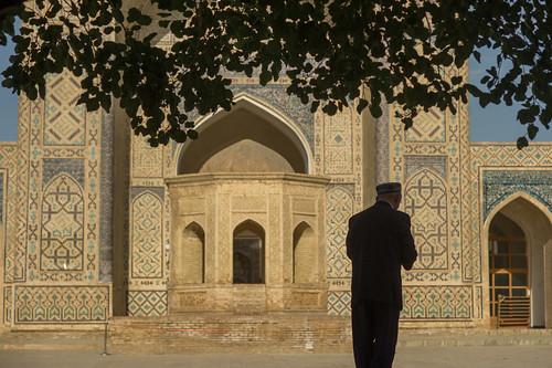 Kalyan Complex; Bukhara, Uzbekistan