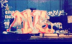 RVS by Revers, HTK, US (1997) (Jonny Farrer (RIP) Revers, US, HTK) Tags: graffiti bayareagraffiti sanfranciscograffiti sfgraffiti usgraffiti htkgraffiti us htk revers rvs devo voidr voider reb halt