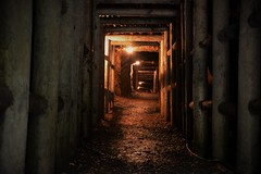 Underground Town Guszyca (piotroginski) Tags: underground tunnels riese owlmountains nazi oswka poland mystery history
