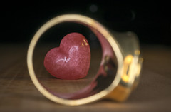 7DWF - Symbols (stefanfricke) Tags: symbol ring heart love forever 7dwf crazytuesdaytheme macro sony ilce6000 a6000