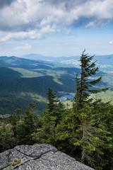 Blick auf den kleinen Arbersee (juergen.treiber) Tags: groserarberkleinerarbersee bayerischerwald