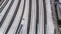 London Bridge Station (Francis Mansell) Tags: london shard theshard londonbridgestation train railway railwaystation station aerialview londonbridge