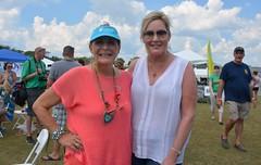 Lucy Buffett & Susan Benton_Eggs on Beach 2016
