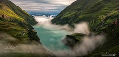 Fairytale land (PhoenixRoofing164) Tags: lake mountains travel austria alps dam national park alpen zell am see hohe tauern kaprun bezirk salzburg state