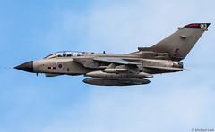 RAF Panavia Tornado GR4 ZA404/013 617 Squadron; RAF Lossiemouth, Moray, Scotland (Michael Leek Photography) Tags: raf raflossiemouth tornado tornadogr4 michaelleek militaryaviation militaryaircraft militaryjet michaelleekphotography gr4 moray 617squadron dambusters fastjet panaviatornado panavia flight aircraft duffuscastle aeroplane aeronautical nato northeastscotland scotland scottishaviation flying fighterbomber coldwaraircraft coldwar