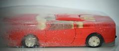 Cool Ferrari (Gnter Hentschel) Tags: eis eiskalt rot eisbilder dieanderenbilder verrcktebilder modellauto modellcar modell deutschland germany germania alemania allemagne europa nrw nikon nikond5500 d5500 hentschel gnter indoor outdoor flickr guenter