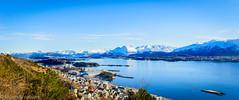 Borgundfjorden, lesund (-ebphoto-) Tags: nikon d3200 sigma 1020 wide angle norge mm norway lesund aalesund fjord fjords mountains snow water spring 2016 borgundfjorden more