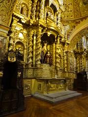 Iglesia de la Compaia de Jess Quito Ecuador 13 (Rafael Gomez - http://micamara.es) Tags: iglesia de la compaia jess quito ecuador el convento san ignacio loyola jesus templo salomon america del sur