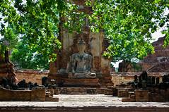 150501_DSC_1970-1 (mamaligamania) Tags: changwatphranakhonsiayuttha changwatphranakhonsiayutthaya th ayutthaya thailand budda