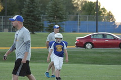 1282 (bubbaonthenet) Tags: 09292016 game stma community 4th grade youth football team 2 5 education tackle 4 blue vs 3 gold