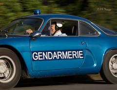 "IMG 4664   ""Le Rallye International de Charente"" (David Borthwick) Tags: gendarmerie vehicle"
