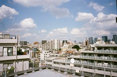 Suginami, Japan (joshua alderson) Tags: japan tokyo saitama suginami fujifilm nakano omiya klassew kaichi film 35mm